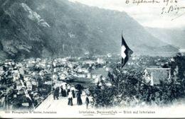 N°8685 -cpa Interlaken -Heimwehfluh - - BE Berne