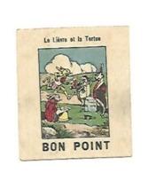 BON POINT LE LIEVRE ET LA TORTUE YU GAM CIRAGE A LA CIRE - Buvards, Protège-cahiers Illustrés