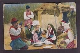 CPA Turkménistan Types Non Circulé - Turkmenistan