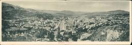 Postcard Sarajevo Panorame 2-teilige Klappkarte 1913 - Bosnia And Herzegovina