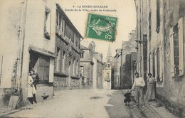 LA ROCHE BERNARD - Entrée De La Ville - Route De Guérande - La Roche-Bernard