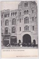 Amsterdam De Nieuwe Beurspassage Levendig Damrak Gevelreclame ± 1905    2169 - Amsterdam