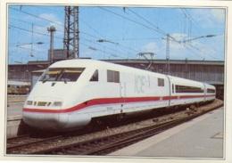 ICE 401 München-Hamburg, Ungelaufen - Trains