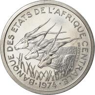 Monnaie, États De L'Afrique Centrale, Franc, 1974, Paris, ESSAI, FDC - Monedas