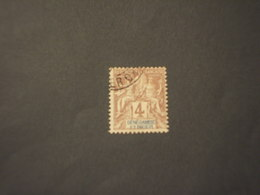 SENEGAL NIGER - 1903 ALLEGORIA 4 C. - TIMBRATO/USED - Used Stamps