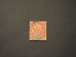 SENEGAL NIGER - 1903 ALLEGORIA  10 C. - TIMBRATO/USED - Used Stamps
