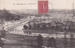 CHATEAULIN : (29) Vue Générale - Autres Communes