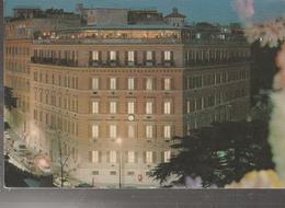 HOTEL EDEN ROMA, NOTTURNO-VIAGGIATA-NO-1980-FG-MT.4656 - Cafés, Hôtels & Restaurants