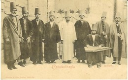 Constantinople En 1910-lot De 5 Cartes Postales - Turquie