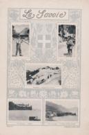 La Savoie /  Tiré à Part Sur Airs Populaires, Chansons & Musique Du Roussillon Annecy Thônes Mont Blanc Chambéry ... - Corse