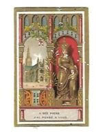 IMAGE RELIGIEUSE PRIERE DE SAINTE ANNE A SES PIEDS J'AI PENSE A VOUS - Imágenes Religiosas