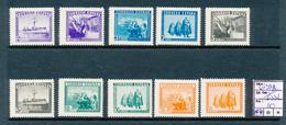 SPAIN YVERT 633A/L LH - 1931-Heute: 2. Rep. - ... Juan Carlos I