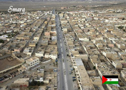 Western Sahara Smara Aerial View New Postcard Westsahara AK - Westsahara