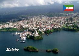Equatorial Guinea Malabo Aerial View New Postcard Äquatorialguinea AK - Guinea Equatoriale