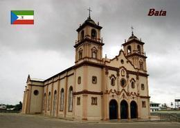 Equatorial Guinea Bata Cathedral New Postcard Äquatorialguinea AK - Equatorial Guinea