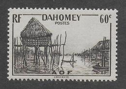 DAHOMEY 1941 - YT 129** - Nuevos