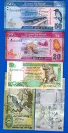 Sri  Lanka  9  Billets - Sri Lanka