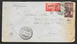 A.M.G. - F.T.T. 23.5.1949 TRIESTE ESPRESSI PER ROMA N° 9 - 7. Triest