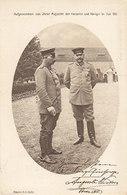 Aufgenommen Von Ihrer Majestät Der Kaiserin Und Königin Im Juli 1915,censur Mulhausen,Elsass,2 Scans - Personen