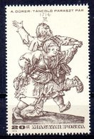 HONGRIE. Timbre Issu Du BF 140 De 1979. Gravure De Dürer. - Gravures