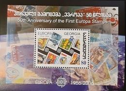 Georgia Europa-CEPT 2006  S/S MNH/** - 2006