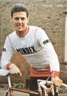 Postcard Luciën Gödde - Mindex  - 1984 - Ciclismo