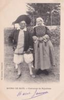 BOURG DE BATZ : (29) Costumes De Paludiers - Trégunc