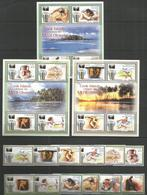 AITUTAKI - PENRHYN - COOK ISLANDS - MNH - Sport - Cook Islands Olympic Games - Timbres