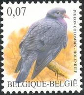 Belgium 2002 MiNr. 3121  Belgien Birds Buzin Stock Dove 1v  MNH**  0,30 € - Ongebruikt