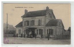 60 VERBERIE #10203 LA GARE EDIT VIGNON - Verberie
