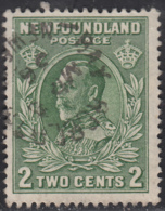 Newfoundland 1932-37 Used Sc #186 Bay Roberts, Newf'd MR ? 36 Split Circle - 1908-1947