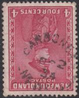 Newfoundland 1932-37 Used Sc #189 Carbonear, Newf'd OC 2 34 Split Circle - 1908-1947