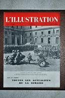L'illustration N° 5247 - 2 Octobre 1943 - L'occupation De Rome Par L'armee Allemande ... - Journaux - Quotidiens