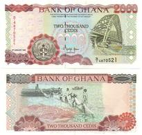 Ghana - 2000 Cedis 1995 P. 30 UNC Lemberg-Zp - Ghana