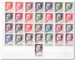 Joegoslavië 1967-68, Postfris MNH, President Tito - 1945-1992 Sozialistische Föderative Republik Jugoslawien
