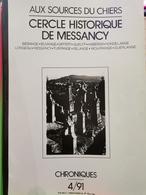 Livre, Cercle Historique De Messancy - Messancy