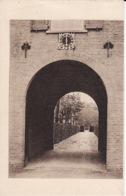 1947166De Zonheuvel, Poort (de Klok Draagt Het Opschrift : M.m. Fecit MimIII) (vouwtje Boven In De Kaart) - Utrecht