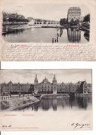 2771151Amsterdam, Buiten Amstel – Centraal Station (zie Hoeken En Achterkant) - Amsterdam