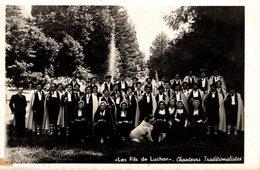 16538      LE FILS DE LUCHON  CHANTEURS TRADITIONALISTES - Luchon
