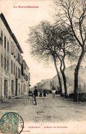 16541       AURIGNAC  AVENUE DE BOULOGNE - Luchon