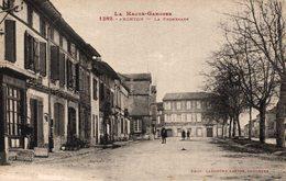 16544     FRONTON  LA PROMENADE - Luchon