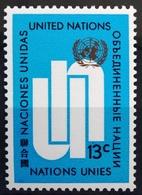 NATIONS-UNIS  NEW YORK                   N° 190                      NEUF** - Ungebraucht