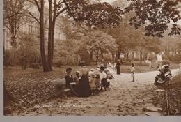 C. P. A. - PHOTO - PARIS - LE PARC MONCEAU - 102 - N. S. - ANIMEE - - Autres