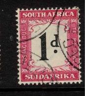SOUTH AFRICA 1948 1d Postage Due Wmk Inverted SG D35? U ZZ164 - Postage Due