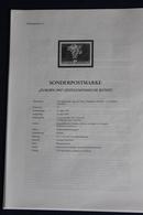 EUROPA - CEPT 1993; 16.4.1993; Legende; Erläuterungsblatt - Autres