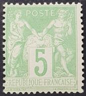 Sage N° 102 Neuf ** Gomme D'Origine  TTB - 1898-1900 Sage (Type III)