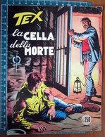IMMAGINE  TAGLIATA DA FUMETTO ORIGINALE TEX - After 1965