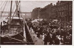 278069Newcastle On Tyne, Quayside Sunday Morning - Newcastle-upon-Tyne
