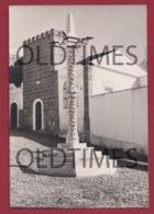 PORTUGAL - ELVAS - PELOURINHO - 1960 REAL PHOTO - Fotografia