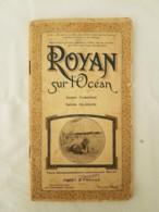 Guide Bleu Touristique ROYAN 1930 - Vieux Papiers